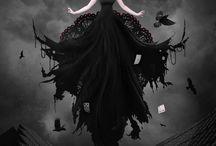 Dark- gothic
