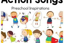 TODDLERS - Action songs and games