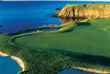 Signature golf holes / wonderful and spetacular holes around the World