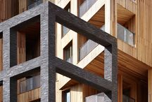 Design trend 5 - timber / New innovations and techniques are turning engineered and laminated timber into the architectural wonder material of the 21st century. Architects told Dezeen it can beat steel and concrete on quality, sustainability and speed of construction.