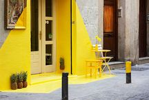 colour yellow