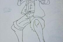 My Draws (Meus Dedenhos ) / Curta meus desenhos feitos a mão