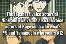 Anime Facts