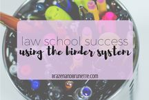 Law School Binder System