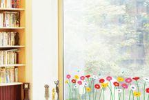Dessins fenêtre