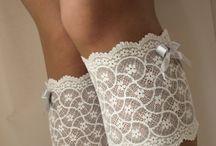 Boots lace cuffs