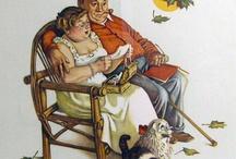 ON i ONA - Dziadkowie
