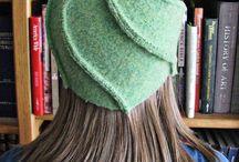 sombreros de fieltro