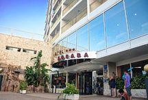 Hotel Servigroup Torre Dorada*** / El Hotel Servigroup Torre Dorada se encuentra ubicado en una tranquila zona residencial, a 300 m. de la Playa de Poniente de Benidorm. // The Hotel Servigroup Torre Dorada is located in a quiet residential area and just 300 m. from Benidorm's Poniente Beach.