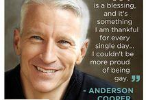 Anderson Cooper / by Marc Hernandez