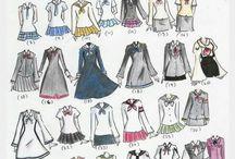vêtement dessin