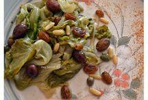 Cucina- contorni / by Donatella Masia