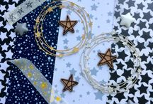 Inspiration Board: Stars! / Inspiration for the Starry Eye Person!