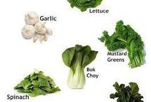 Shade loving veg