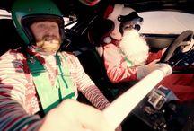 Lexus Presents Santa's Hot Lap: Mistle-no