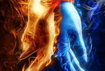 Voda a Oheň