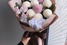 Poms Bouquet