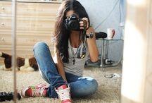 ♔ ♥ Camera / - I ♥ cameras - / by Uℓviỿỿa S.