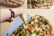 Brot & Finger Food