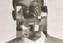 portrait collages