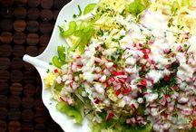Salads & Dressings / by Elizabeth Hicks