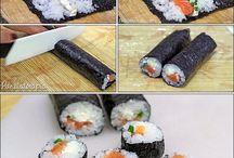 Meu sushi
