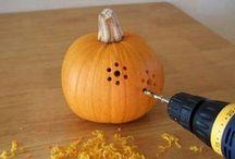 Halloweenske DIY