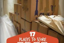 Moving tips / Moving? Get great moving tips, advice, packing ideas and more right here!
