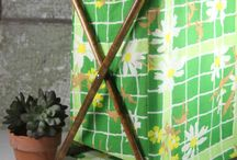 Folding Frame Knitting Bags
