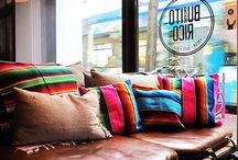 shooting day / mexican deco
