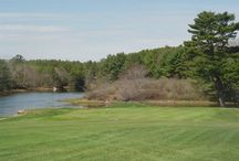 New England Golf Courses / golf in New England / by Bruce