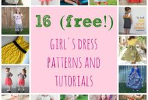Dresses and patterns