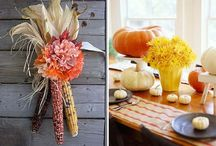 Thanksgiving Decorating Ideas / by Nicholas Dean