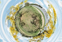 Little Planets / How we see the world