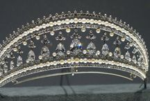 Noble, Antique and Famous Tiaras / Beautiful Tiaras from around the world