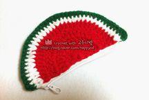 bibi's crochet / I love crochet ♡