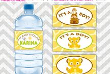 Water Bottle Wrappers 2