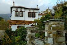 Anna's home guest house PORTARIA mount PELION / www.annashome.gr