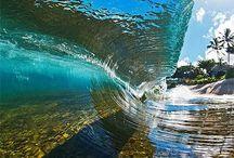 surf and beach