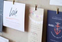 Wedding Lovelies / Inspiration for creating the wedding of your dreams! / by Elli