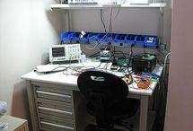 Engineer desk