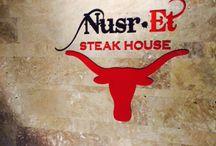 Meat restaurant