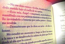 Frases de libros ♥