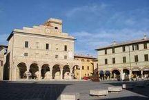 #InMontefalco - Montefalco / I luoghi più caratteristici della città di Montefalco (PG) e del suo territorio
