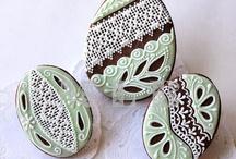 decorazioni dolci e biscotti / by annarita serventi