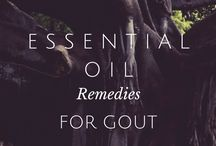 Gout Remedies / Numerous remedies for treating gout and its symptoms.