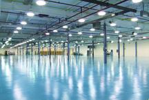 Industrial/Commercial Floor Coatings