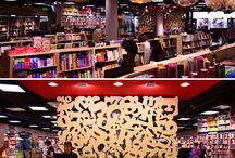Amazing bookstores