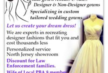 Rosi's Bridal Studio Ads / Ads