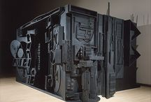 Sculpture Louise Nevelson